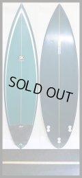 """【Sale!!】 Stu Kenson/カスタムボード 6'2""""いい波に!"""