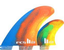 画像1: NEW!! FCS2 MR(Mark Richard's Shaper Fin)PC Twin/Tri Fin COLOUR