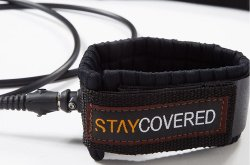 画像3: 【新入荷!】 STAY COVERED/9'0 Ankle STANDARD LEASH 【MADE IN USA】