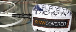 画像3: 【新入荷!】 STAY COVERED/COMP LEASH BLACK 【MADE IN USA】