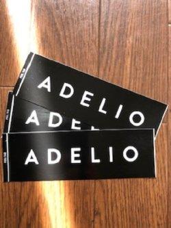 画像2:  ADELIO/ライダーステッカー