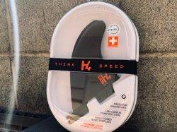 """画像3: 【鬼速クアッド!】 FCSII """"H4"""" リアフィン PC Carbon スイス製"""