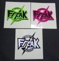FREAK ステッカー(大)